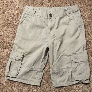 Boys Cargo Shorts 10 Husky